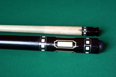 Jazz custom cue (Tony Bautista) with Predator 314 shaft